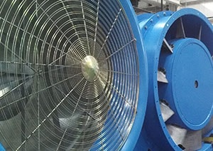 Engineering turbines designed by Encorus Group in Springville, NY