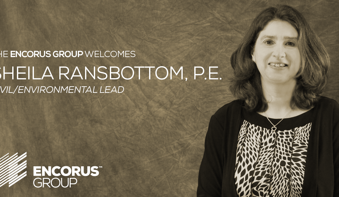 Encorus Welcomes Sheila Ransbottom