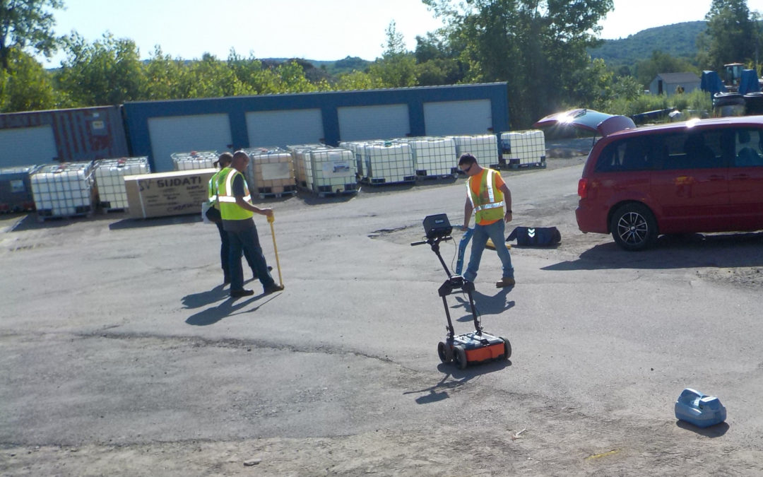 Ground Penetrating Radar