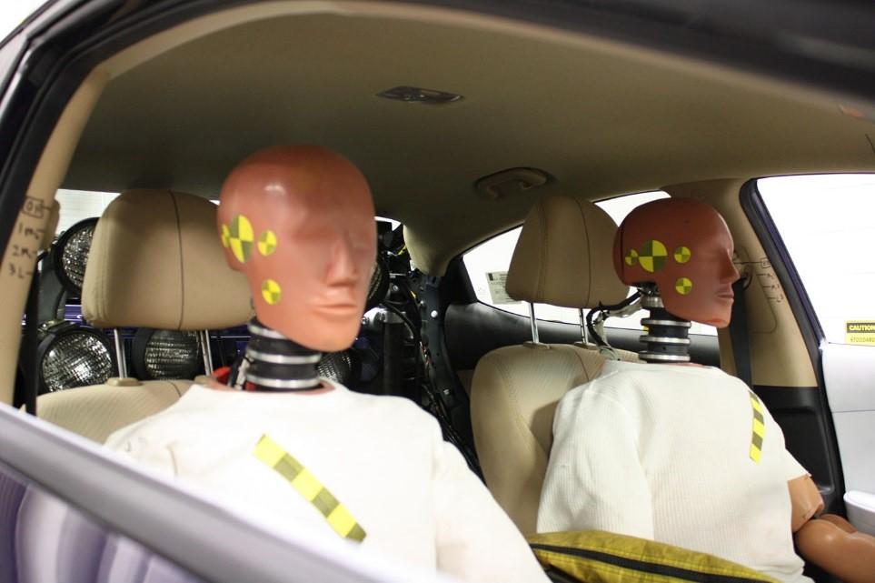Calspan Crash Test Facility Special Inspections