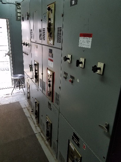 Buffalo VAMC Buildings 11 & 18 Switchgear Replacement