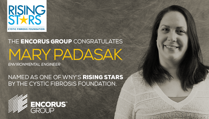 Mary Padasak Recognized as WNY Rising Star