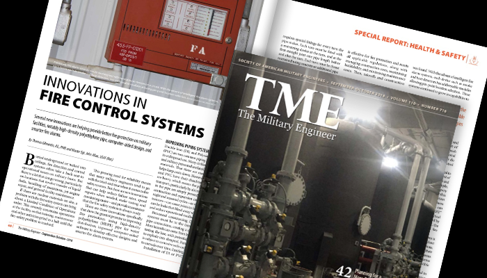 "Encorus Group's Tom Gilmartin and John Allan Published in ""The Military Engineer"""