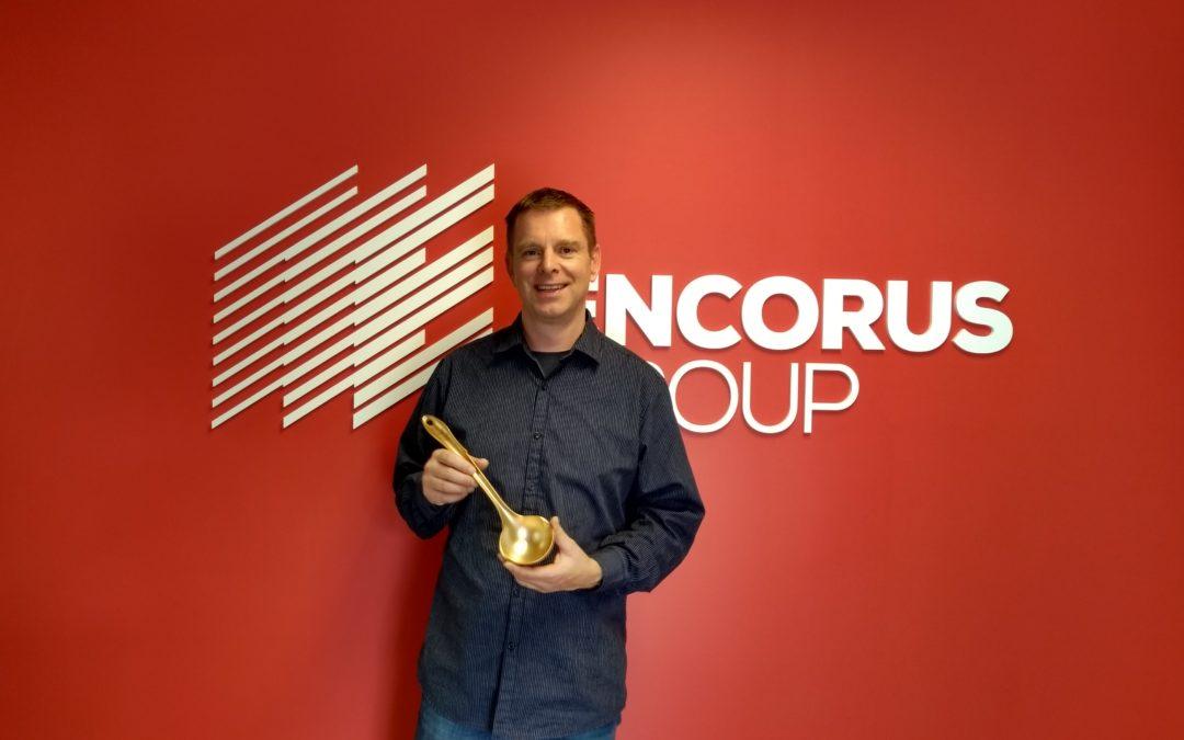 2018 Golden Ladle Awarded