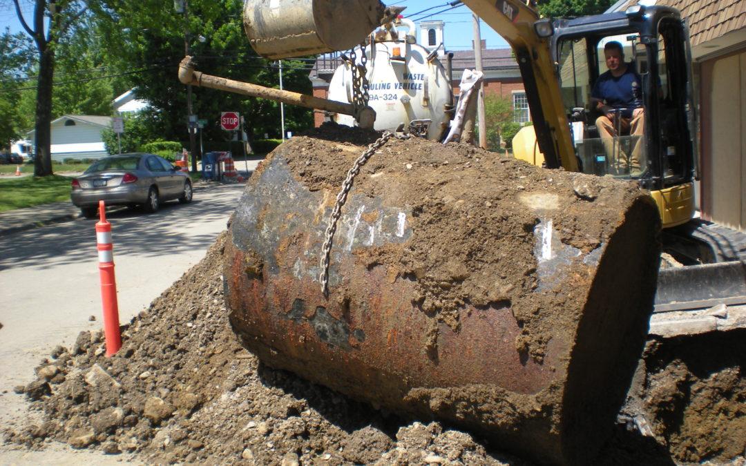 Fun Fact Friday: Underground Storage Tank Closures