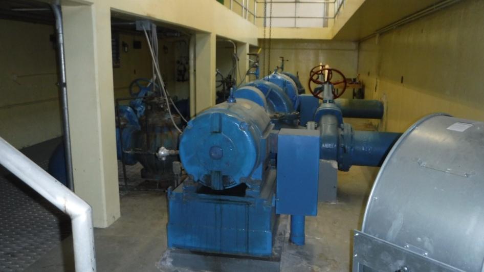 Pine Hill Pumping Station Seismic Analysis