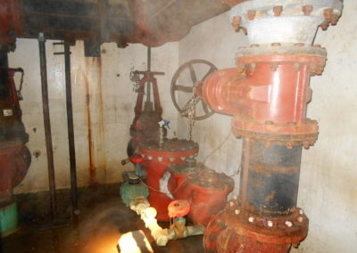 Goodyear Fire Water Pump Design