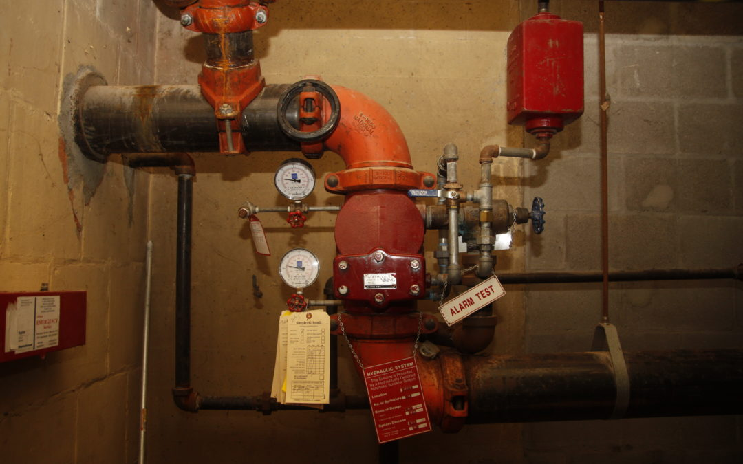 Fun Fact Friday: Fire Protection Engineering