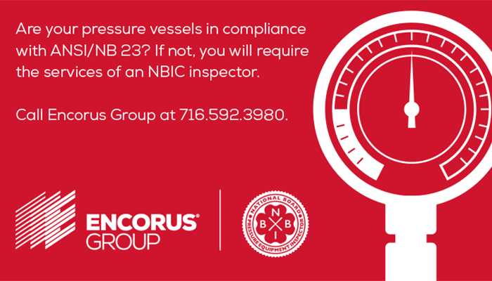 Encorus to Offer NBIC Inspections