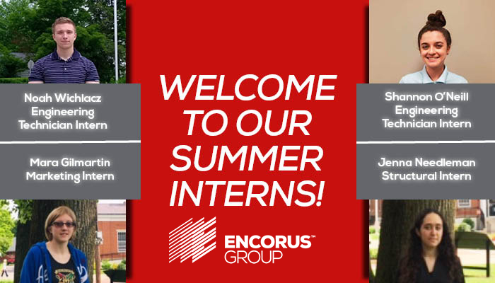 Welcome to Our Summer Interns!