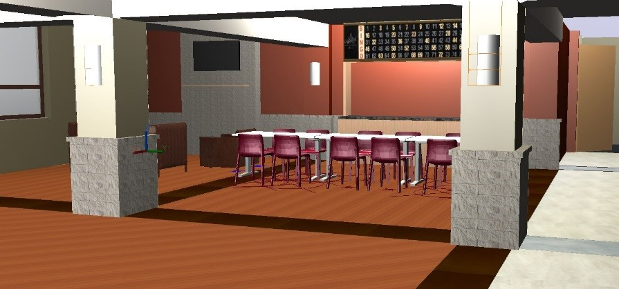 Bath VAMC Building 78 Dining Room Renovation