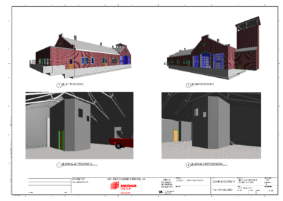 Canandaigua VAMC Fire Station Design