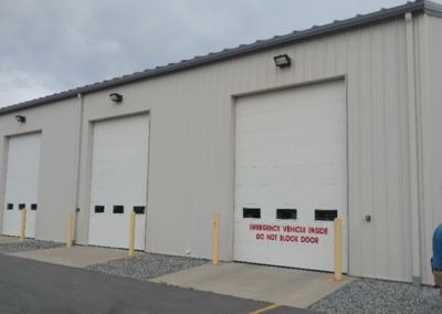 Canandaigua VAMC Relocate Grounds & Transportation Building