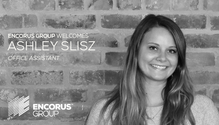 Welcome Ashley Slisz!