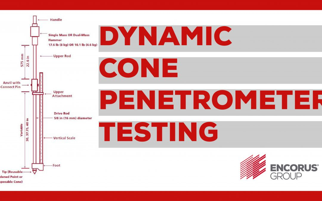 Fun Fact Friday: Dynamic Cone Penetrometer Testing