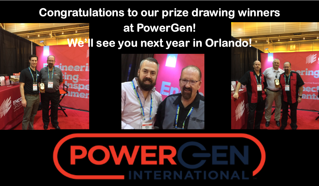 PowerGen 2019, in the books!