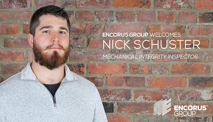 Welcome Nick Schuster!