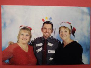 Encorus employees celebrate the holidays
