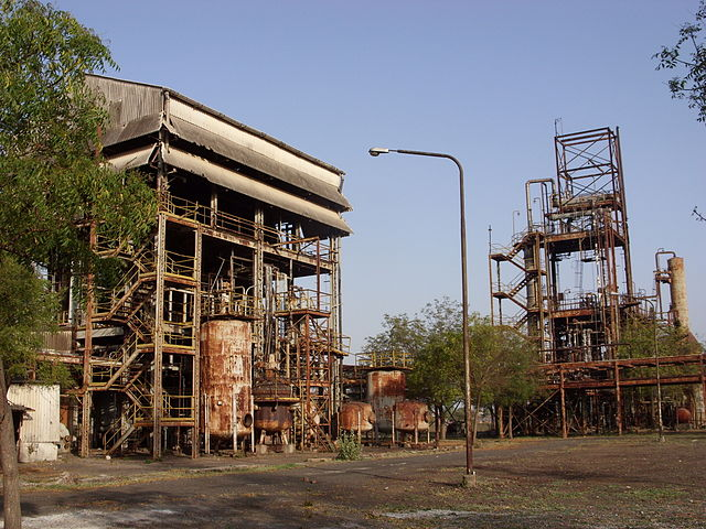 Bhopal Plant Disaster