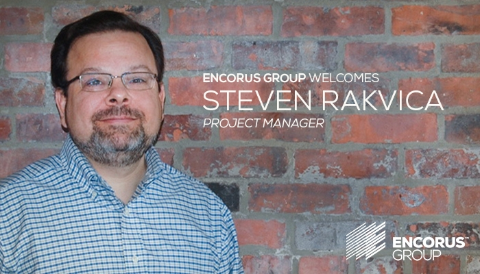 Welcome Steven Rakvica!