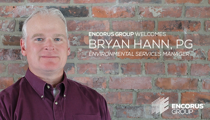 Welcome Bryan Hann, PG!