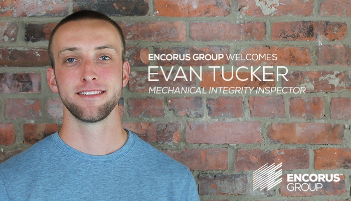 Welcome Evan Tucker!