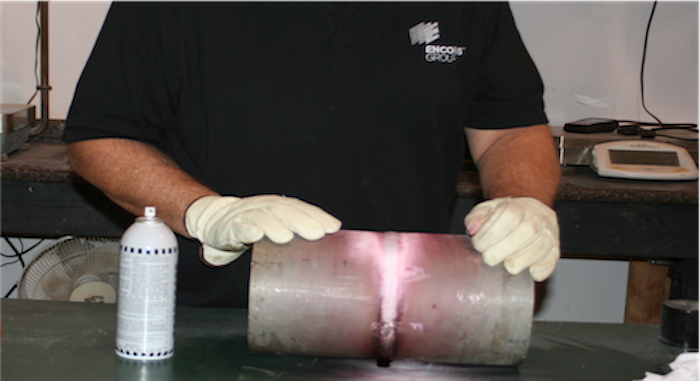 Fun Fact Friday: Liquid Penetrant Testing