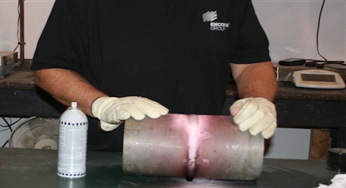 Fun Fact Friday: Liquid Penetrant Testing