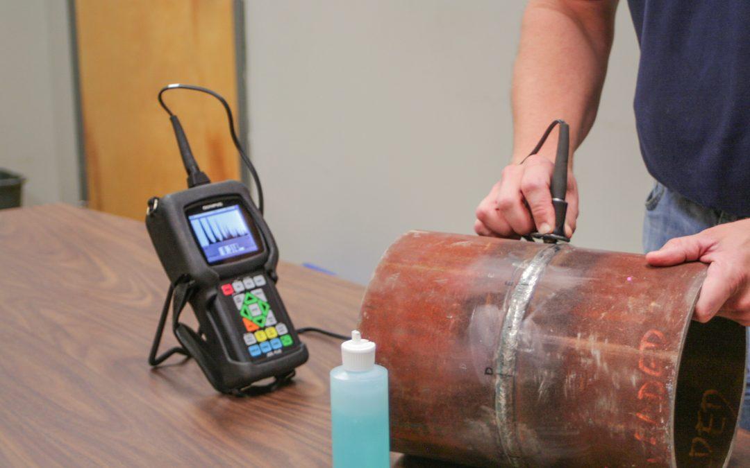 Fun Fact Friday: Ultrasonic Shearwave Testing