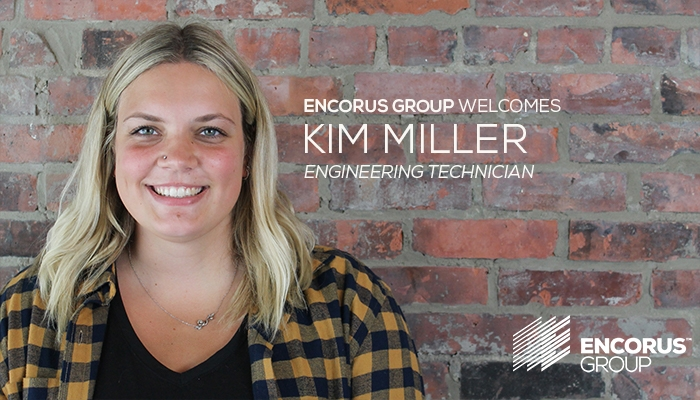 Welcome Kim Miller!