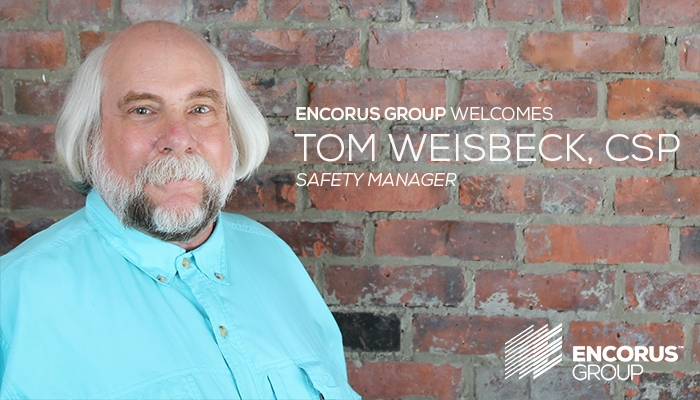 Welcome Tom Weisbeck, CSP!
