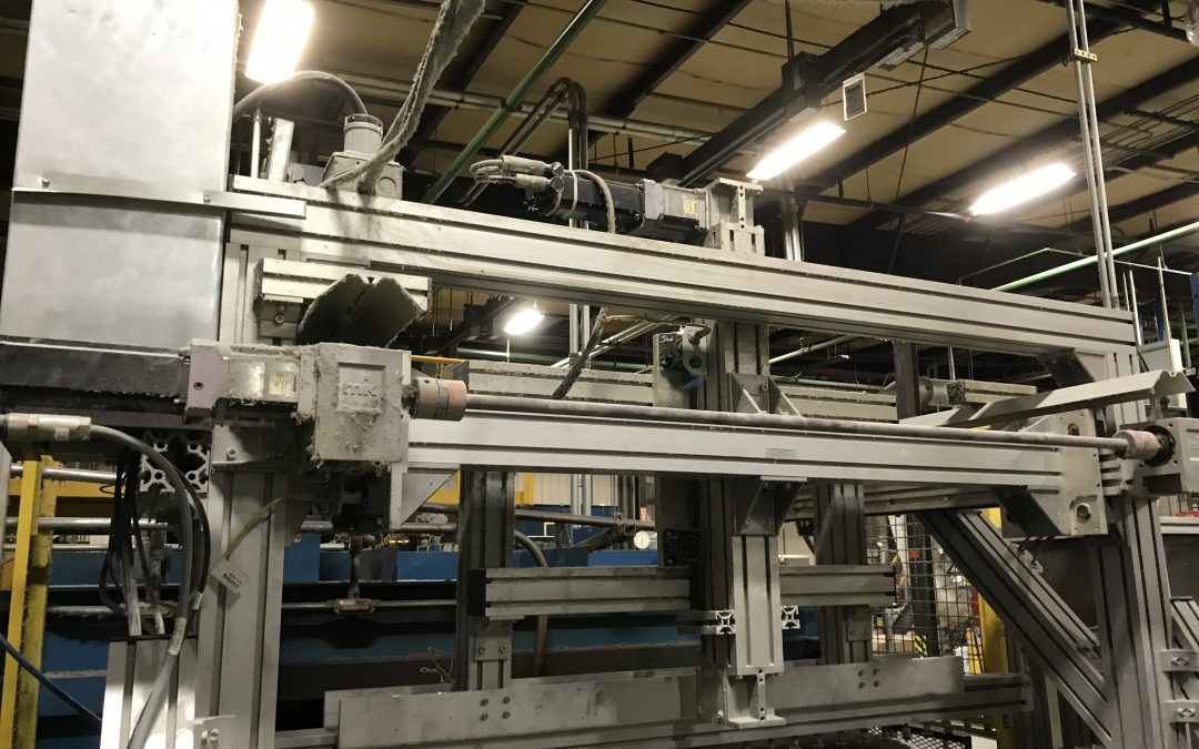 Eaton Glass Collar Machine Automation