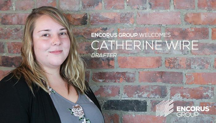 Welcome Catherine Wire!