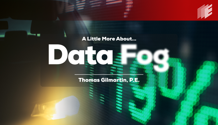 How to Deal with Data Fog