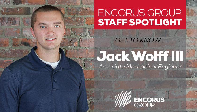 Staff Spotlight: Jack Wolff