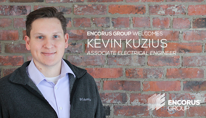 Welcome Kevin Kuzius!