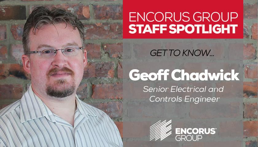 Staff Spotlight: Geoff Chadwick