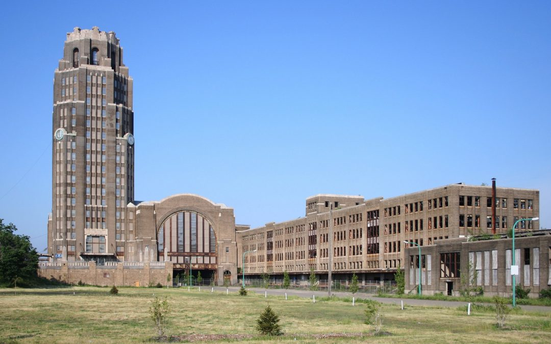 Buffalo Central Terminal Scoping and Schematic Design