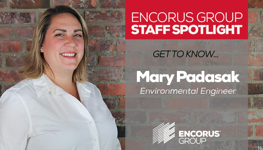 Staff Spotlight: Mary Padasak
