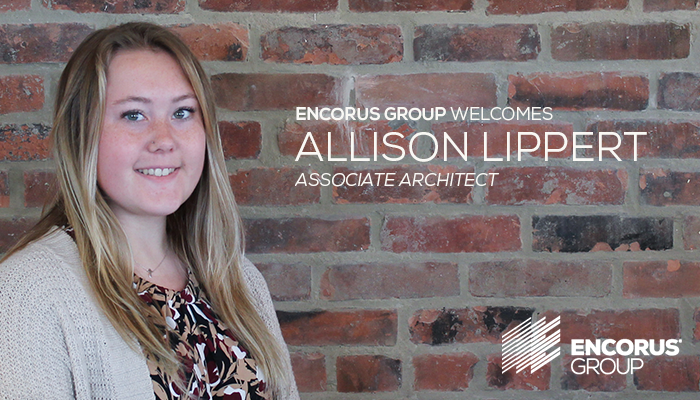 Welcome Allison Lippert!
