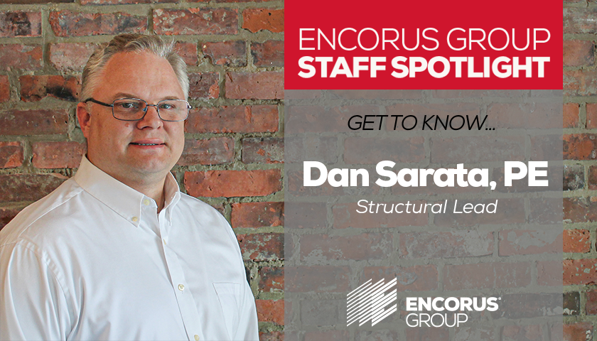 Staff Spotlight: Dan Sarata, PE