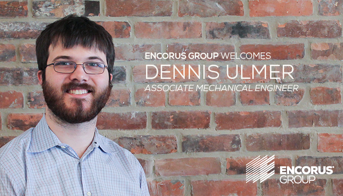 Welcome Dennis Ulmer!