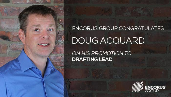 Congratulations, Doug Acquard!