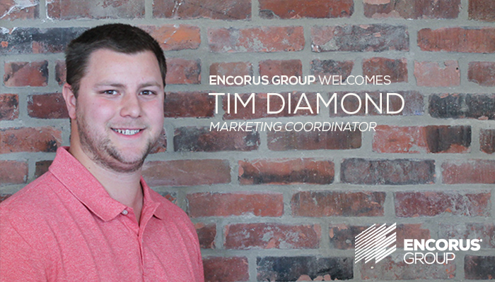 Welcome Tim Diamond!