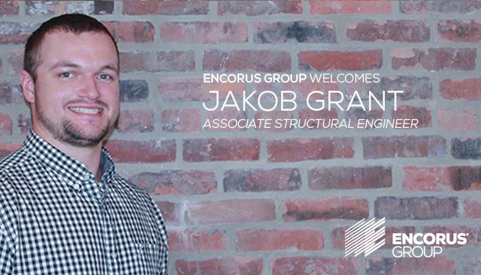 Welcome Jakob Grant!