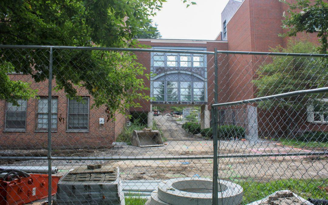 SUNY Geneseo Sturges & Fraser Halls Renovations Phase 1