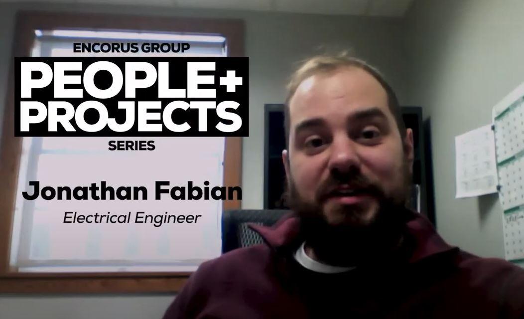 People & Projects: Jonathan Fabian, EIT