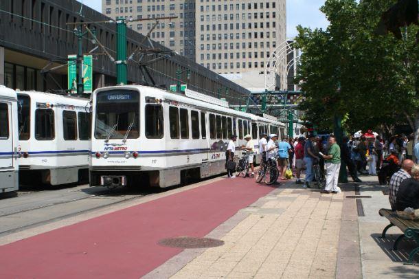 NFTA Metro Light Rail Line Extension