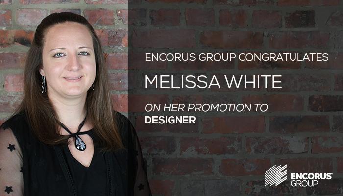 Congratulations, Melissa White!
