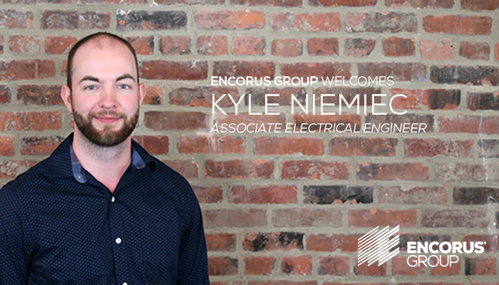 Welcome Kyle Niemiec!